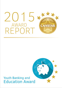 Canstar Youth Banking Award 2015