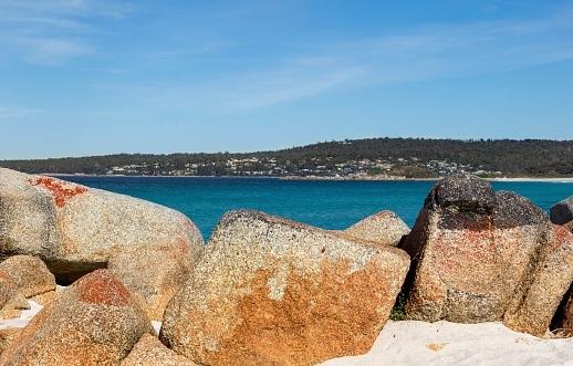 Bay of Fires Conservation Park, Tasmania