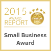 Bank of the Year - Small Business 2015