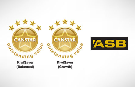 ASB achieves Outstanding Value Kiwisaver rating