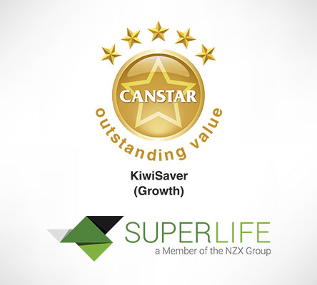 SuperLife achieves Outstanding Value Kiwisaver rating