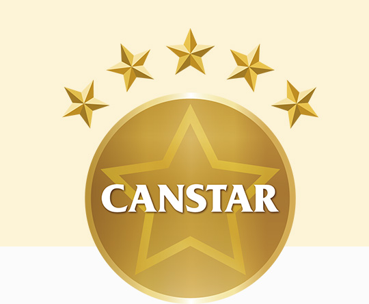 About Canstar Star Ratings
