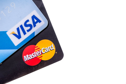 Mastercard and its competitors