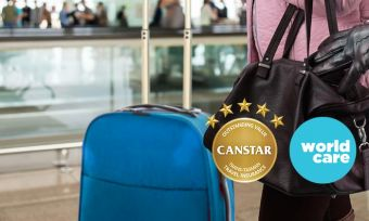 Worldcare wins CANSTAR Outstanding Value Travel Insurance Award