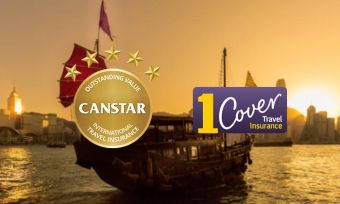 1Cover has won the CANSTAR 2016 Award for Outstanding Value Travel Insurance. Find out why and compare travel insurance policies on the CANSTAR website.