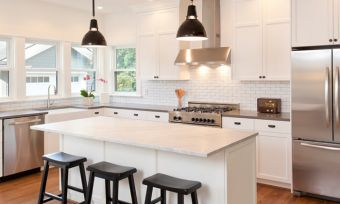 Think about whether it's smart to borrow money for a flash home redesign