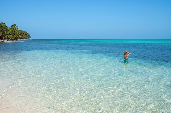 Caribbean Sea shorelines, Belize