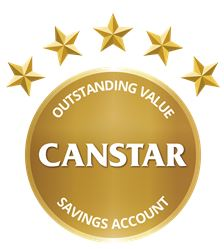 Canstar oustanding value savings account winners