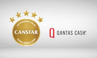 Qantas Cash travel card wins 2016 CANSTAR outstanding value travel money cards