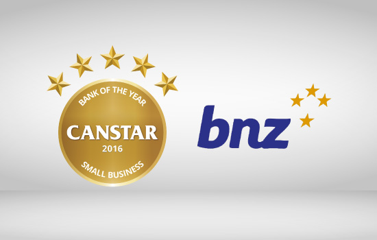 BNZ wins Bank of the Year Small Business Award 2016