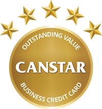 Canstar 2017 - Outstanding Value - Business Credit Card