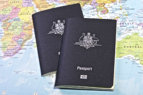 Important documents for travelling