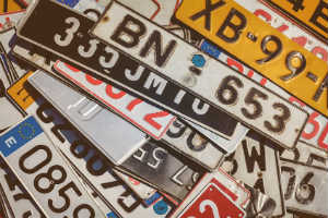 License and registration costs