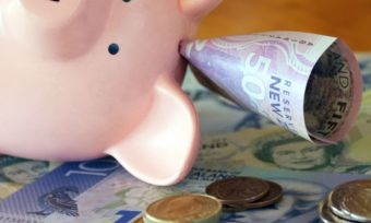 NZ dip into retirement savings to keep afloat