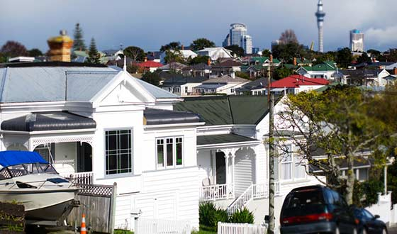 Average cost of building a house in New Zealand