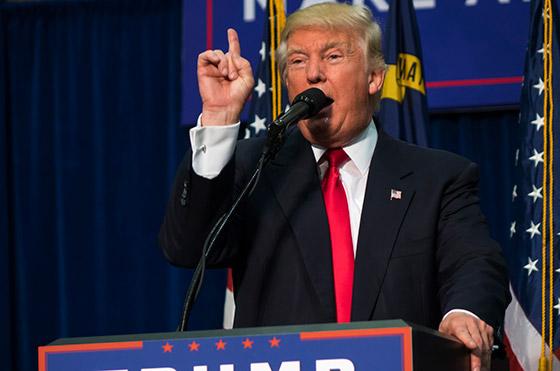 "Trump win ""trumps"" OCR announcement"
