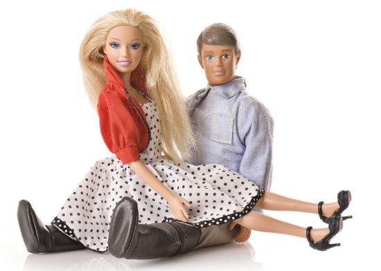 Ken and Barbie feature in retirement commissioner video