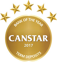 Term Deposit Star Rating 2017