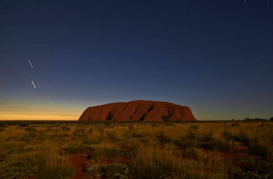 Family friendly holiday to the Red Centre