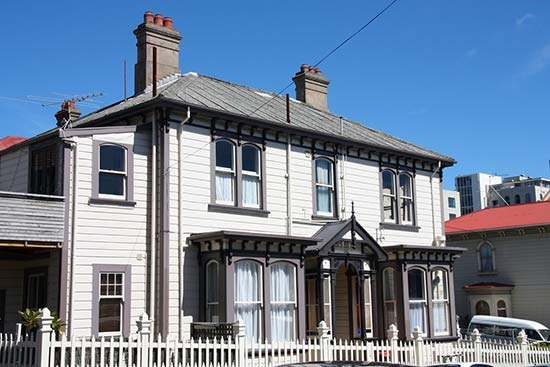 wellington property market
