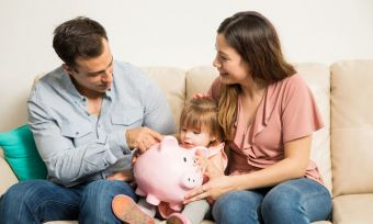 save money by having a budget